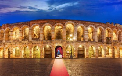 The Arena di Verona has announced the 2020 casting featuring an all-star lineup.