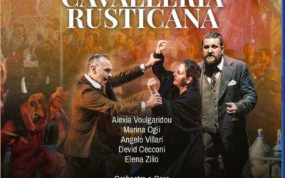 Mascagni: Cavalleria Rusticana on DVD